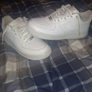 Air fore 1's low top